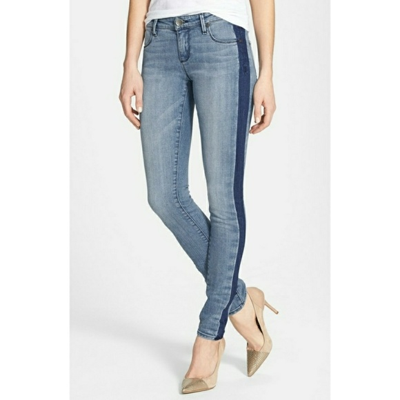 c669bb3ecf371c Kut from the Kloth Denim - Kut From The Kloth • Jennifer Side Stripe Skinny